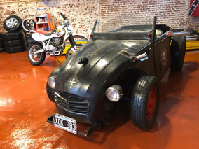 Rat Rod Citroen 3cv 1976 Galpon Devoto Autos