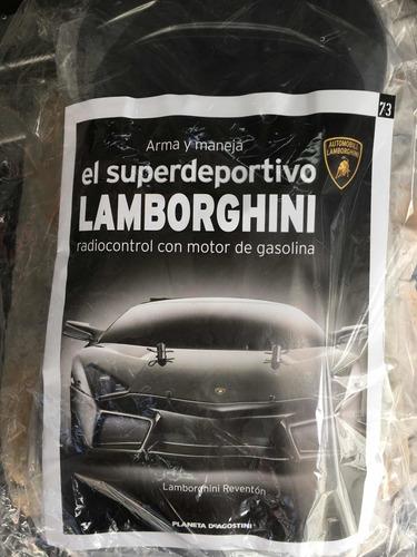 Arma Y Maneja El Superdeportivo Lamborghini Reventón. Num 73