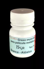 Graxa Fusor Película Metálica Hp 15gr T2 (atóxica)