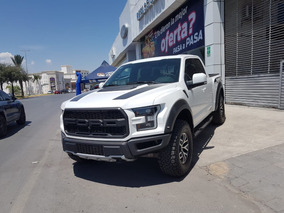 Ford Lobo Raptor Svt 2018