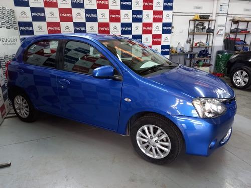 ToyotaEtios 1.5 5ptas Xls