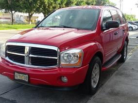 Dodge Durango Limited Piel 4x4 At