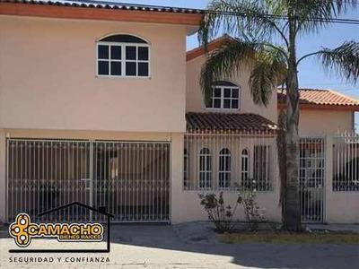 Casa En Renta En La Calera Opc-0262