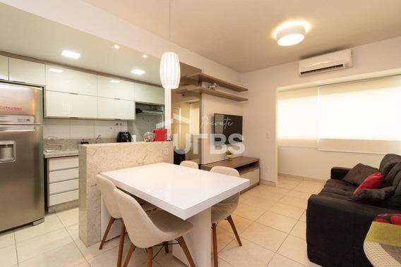 Apartamento Com 1 Dormitório À Venda, 45 M² Por R$ 240.000 - Vila Maria José - Goiânia/go - Ap2886