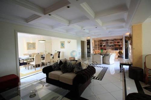 Apartamento Com 4 Dormitórios, 361 M² - Venda Por R$ 2.130.000,00 Ou Aluguel Por R$ 7.000,00/mês - Panamby - São Paulo/sp - Ap1033