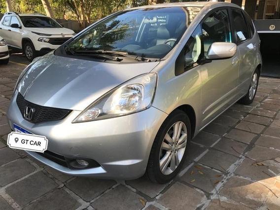 Honda Fit Exl 1.5 Mecanico- Financio Pelo Cnpj