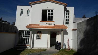 Casa En Venta (tlaxcala Centro)