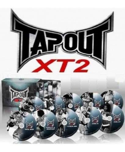 Programa De Entrenamiento Tapout Xt2