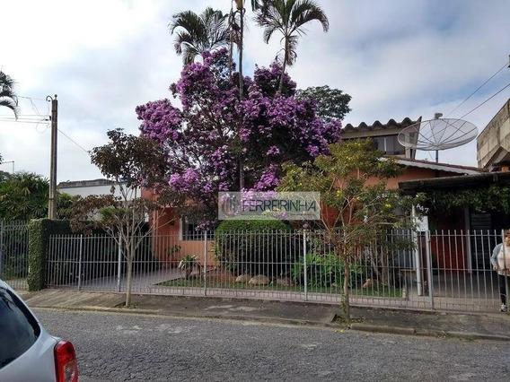 Casa Residencial À Venda, Vila Betânia, São José Dos Campos. - Ca1402