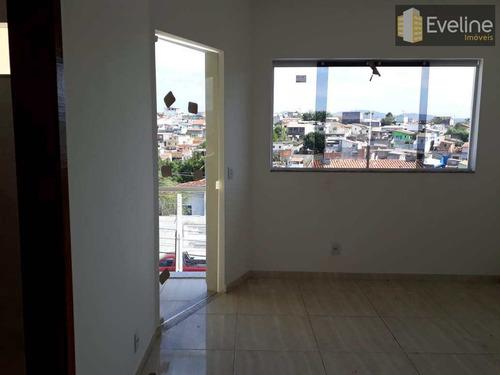 Jardim Camila - Casa A Venda De 3 Dms (1s) De 250m At E 140m Ac - V1125