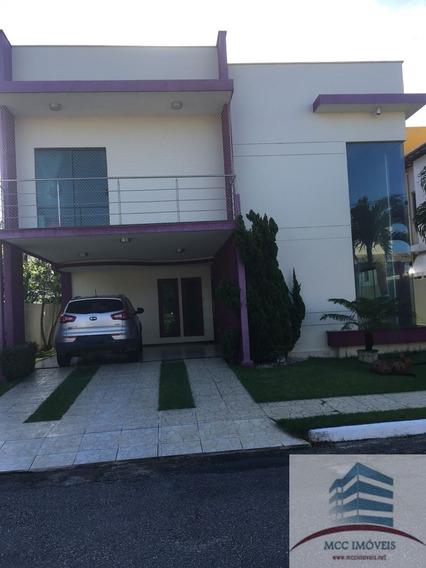 Casa Alto Padrão A Venda Ou Aluguel No Green Club 1