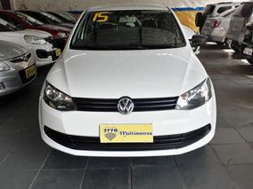 Volkswagen Gol 1.0 Trendline Total Flex 5p 2015 -completo