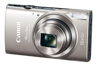 Camara Canon Powershot Elph 360 Hs Color Negro
