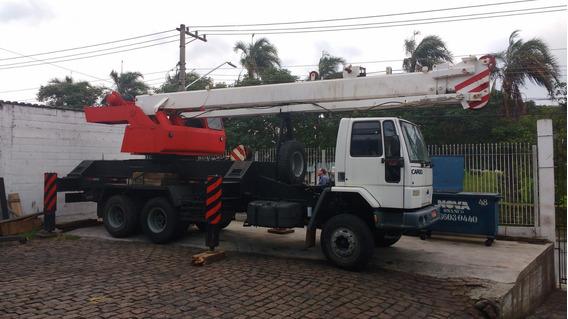 Caminhão Ford Cargo 2631 Com Guindaste Grove -oportunidade!!