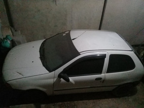 Fiat Palio Ed 1,0 Mpi, 2 Portas, Branca