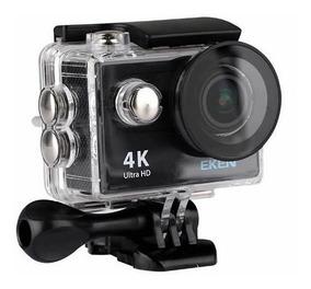 Câmera De Ação Ultra Hd 4k Wi-fi Eken H9r Controle Remoto