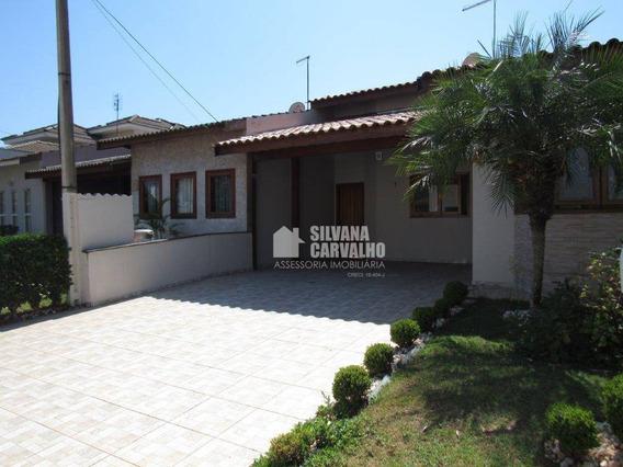 Casa Para Locação No Condomínio Aldeia De España Em Itu. - Ca3269
