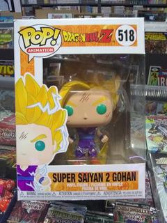 Funko Pop! Super Saiyan 2 Gohan #518