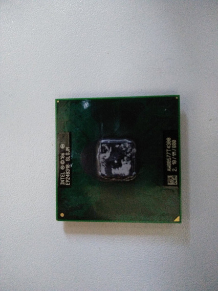 Processador Notebook Intel E4300 2.1 Ghz