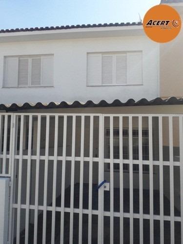 Sobrado Pronto Para Morar, Vila Leonor - 34577
