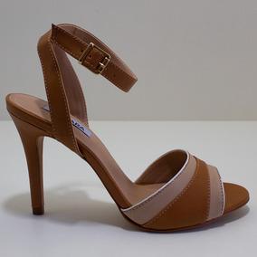 Sandália Salto Fino Feminino Confortavel