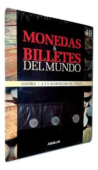 Silant Monedas Y Billetes Del Mundo Austria N° 49 Aguilar