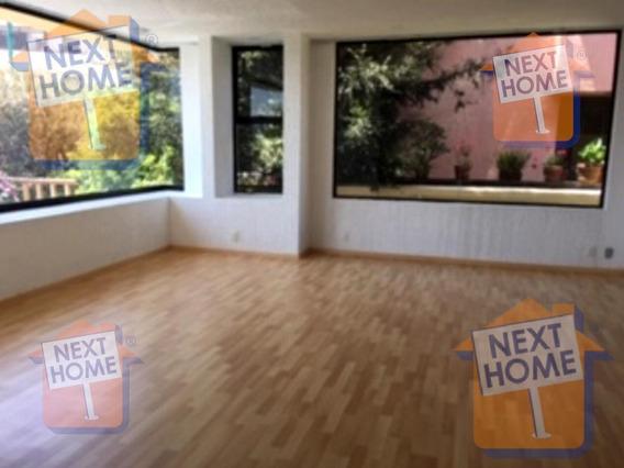 Renta Casa En Condominio Bosques De Las Lomas