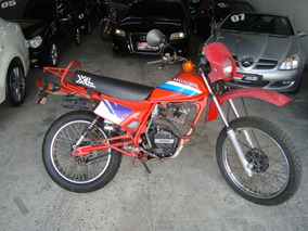 Honda Xl 125s Unico Dono