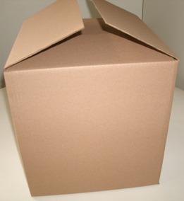 Caixa Papelão Grande Mudança 50 X 50 X 30 - Kit C/ 10 Unid.
