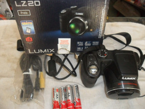 Camera Digital Lumix Panasonic Dmc Lz20 16.0 Megapixels