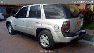 Vidrio Cuarter Chevrolet Trailblazer