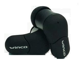 Auriculares Inalámbricos Bluetooth Manos Libres Micrófono
