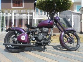 Moto Antiga Jawa 1951 Show E Exótica