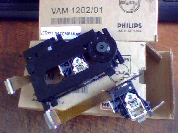 Unidade Óptica Vam 1202 C/mecanica + 1 Sem Mecanica R$75,90*