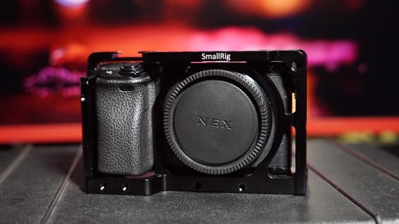Câmera Sony A6300 Mirrorless