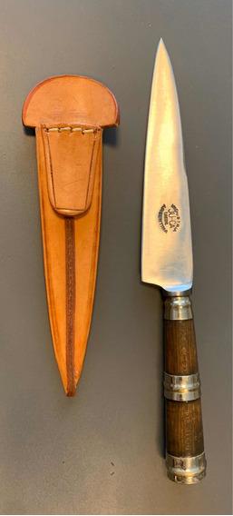 Cuchillo Juca - Tandil Con Alpaca 14 Cm
