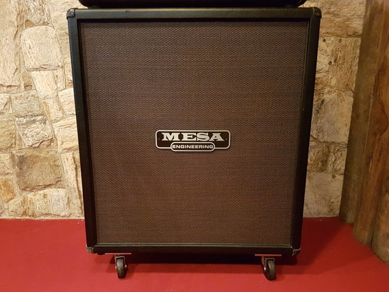 Caixa Mesa Boogie Dual Rectifier Road King Custom Grill 4x12