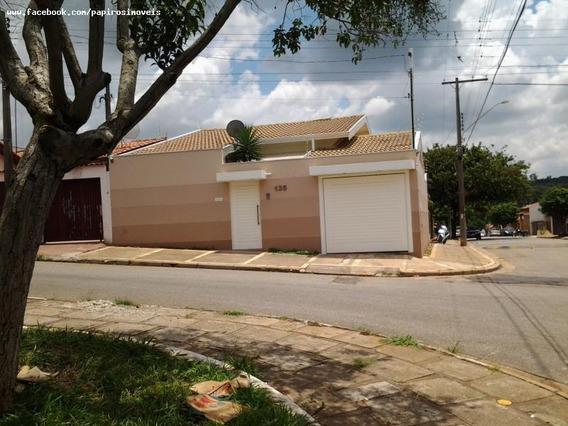 Casa Para Venda Em Tatuí, Vila Doutor Laurindo, 2 Dormitórios, 1 Suíte, 2 Banheiros, 2 Vagas - 355_1-1100817