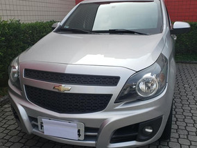 Chevrolet Montana 1.4 Sport - 2014 - Prata - 1197740-1073
