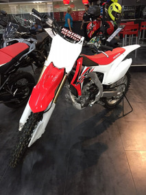 Crf 250r Cross 2017 Honda Power House