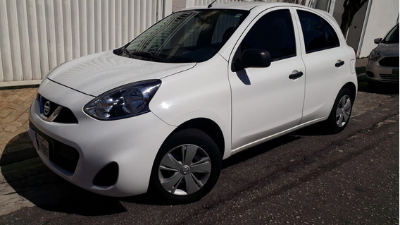 Nissan March 1.0 S 2016 Hatch 5 Portas Completo