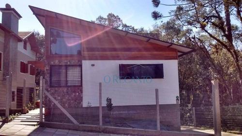 Casa Com 3 Dormitórios À Venda, 133 M² Por R$ 745.000,00 - Vivendas Do Arvoredo - Gramado/rs - Ca0531