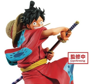 Monkey D. Luffy (wano Country) - One Piece - King Of Artist