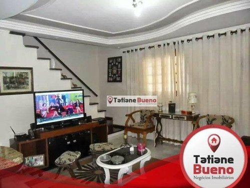 Casa Com 3 Dormitórios À Venda, 74 M² Por R$ 350.000,00 - Jardim Vale Do Sol - São José Dos Campos/sp - Ca1096