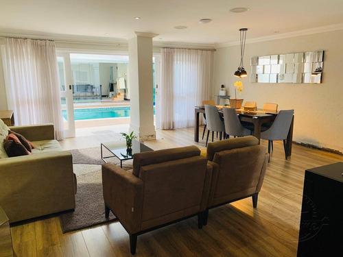 Casa Com 4 Dormitórios À Venda, 330 M² Por R$ 1.855.000,00 - Morada Dos Pássaros - Barueri/sp - Ca0110