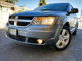 Dodge Journey 2010 R/t 7 Pasj Piel Aa Dvd Posible Cambio