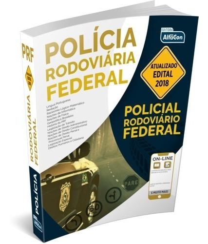 Apostila Polícia Rodoviária Federal - Prf 2018