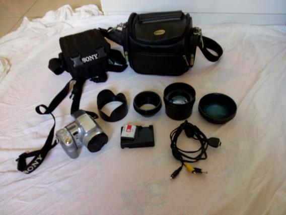 Câmera Sony Cyber-shot Dsc-h9