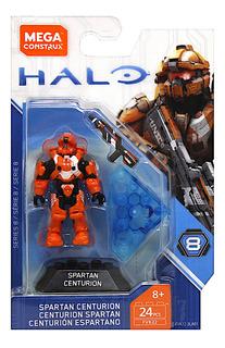 Halo Mega Construx Centurión Espartano 24 Pzs