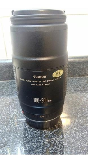 Lente Canon Ef 100-200mm 1:45 A Ofertazo Aprovechen